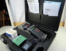 Brady TLS2200 Thermal Labeling System W/ Case -- NEW Battery- (f341n)