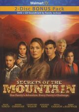 Secrets of the Mountain DVD+CD Randy Jackson - Usually ships in 12 hours!!!