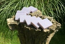 Purple Lavender Natural Handmade Guest Soaps/ Favours Set of Eight 20g Bars
