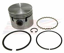 New Set of 4 Pistons w Rings + Clips Triumph Sptifire 1500  + .040 9-1 Ratio