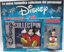 TOPOLINO Disney collection 2008 1 uscita della nuova collezione personaggi in 3D
