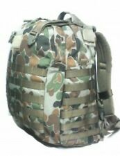 TAS 1206 AUSCAM 40L HYDRO MOLLE TACTICAL BACKPACK #FREE 2L WIDE MOUTH BLADDER