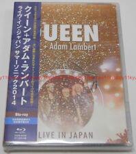 New QUEEN Adam Lambert Live in Japan Summer Sonic 2014 Blu-ray GQXS-90208 F/S