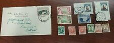 Lot of 11 Southern Rhodesia Stamps And 1 Cover