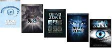 Dvd THE DEAD ZONE - Stagione 02-03-04-05-06 (Box 18 Dischi)  ......NUOVO