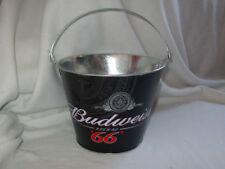 Budweiser Metal Collectable Ice Buckets & Coolers