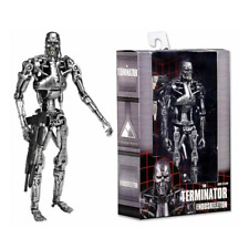 """OFFICIAL! NECA Terminator T-800 Endoskeleton 7"""" Inch Scale Action Figure - NEW!"""