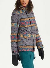 Burton Jet Set Snowboard Jacket - Women's - Tahoe Freya Weave - Medium