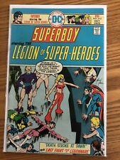 Superboy #212 / starring the Legion Of Super-Hero's (DC Comics - 1975) VG/FN