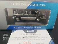 VANGUARD VA06810 - CHROME - COLLECTORS CLUB EXCLUSIVE ISSUE - HILLMAN MINX 111A