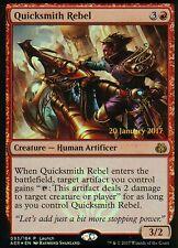 Quicksmith Rebel FOIL | NM | Release Promo | Magic MTG