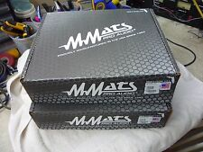MMATS M2000.1D 2000WRMS MONO SUB AMP, NEW IN BOX NEVER MOUNTED, USA!!! EACH
