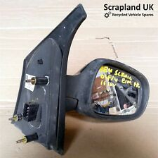 RENAULT SCENIC  Mk1 1999–2003 Green Off Right Driver Side Electric Wing Mirror