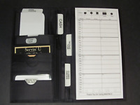 WAITRESS WAITER SERVER BOOK THE MOBILE OFFICE BUNDLE - BRAND NEW