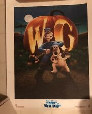 WALLACE AND GROMIT LIMITED EDITION THE CURSE OF THE WERE-RABBIT LITHO 170/1989