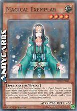 MAGICAL EXEMPLAR (Esemplare Magico) • Comune • SR08 EN011 • Yugioh! • ANDYCARDS