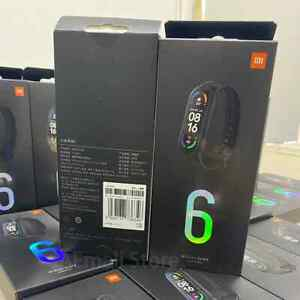 Original Xiaomi Mi Band 6 Smart Watch International Version