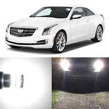 Alla Lighting Back-Up Reverse Light 921 White LED Bulbs for Cadillac ATS XTS ELR