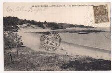 saint-brévin-les-pins , la baie du pointeau