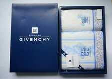Rare Givenchy Towel 2 pcs box set - D127