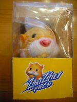 Hamster Zhu Zhu Pets Nugget Tan White Talking New in Box Gift Collectable Gift