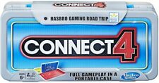 Connect 4 Road Trip in Portable Sturdy Case - Factory Hasbro Gaming