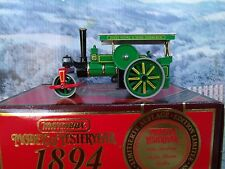 Matchbox 1894 AVELING PORTER STEAM ROLLER Y21 limited edition