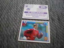 merlin premier league 1998 football sticker 341 Ole Gunnar Solskjaer ManUnited 2