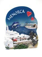 Menorca Balearen Magnet Souvenir Spanien Espana Spain 7cm Neu
