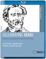 Celebrating Verdi [Arturo Toscanini, Crol Maria Guilini, Tito Gobbi ] [DVD]
