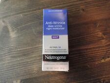 Neutrogena Ageless Intensives Deep Wrinkle Anti-Wrinkle Moisture Night