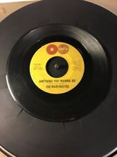 The Marvelettes - Anything You Wanna Do & Don't Mess With Bill 1965 Tamla 45