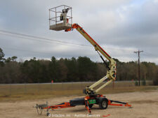 2014 JLG T350 34' Towable Boom Lift Man Aerial Platform Electric bidadoo
