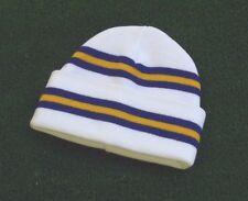 Leeds Utd White Retro Bar Hat - White cab8447e0dcd