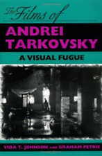 Johnson-Films Andrei Tarkovsky (UK IMPORT) BOOK NEW