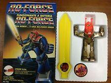 Ro Force Spada Robot Giocattolo Litardi 1983