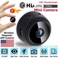 HD 1080P Mini Camera SPY Wireless Wifi IP Security Camcorder DV DVR Night Vision