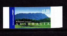 2002 Panorama of Australia II - $1 Mt Roland  International Booklet Stamp
