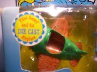 Smurfs Smurf with his die cast airplane SJ1082