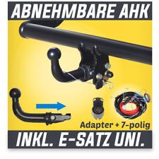 Kpl AHK BMW 1er F20 5-Tür Fließheck ab 11 Anhängerkupplung abn.+ES 13p uni