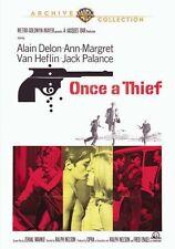 ONCE A THIEF (Alain Delon, Ann Margret)  -  Region Free DVD - Sealed