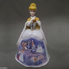 Disney Cinderella's Love Bradford Exchange Bell Figurine