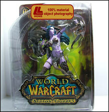 "WOW World of Warcraft DC5 8"" Alathena Night Elf Hunter Figure GAME TOY GIFT"
