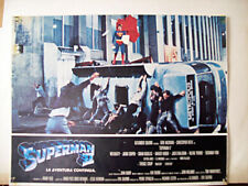 ALL SCY FICTION/ SUPERMAN II/CHRISTOPHER REEVE/1980/MEXICA