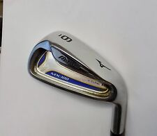 Polished MIZUNO MX-100 6 Iron MX-Lite Stiff Steel Shaft MX100 Mizuno Grip