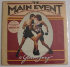 BARBRA STREISAND - The Main Event - OST - LP - CBS - 70171 - 1979 - Holland