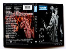 "OASIS *LIKE NEW* 2002 US EPIC DVD ""LIVE BY THE SEA"" (1995 UK CONCERT)"