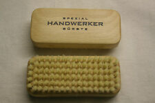 1 Stück Handwerkerbürste Nagelbürste Handwaschbürste Handbürste Holzbürste neu