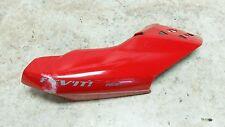04 Ducati 1000DS 1000 DS Multistrada left rear back side cover cowl fairing