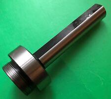 "Boring Head Shank 20mm straight shank with flat 1.1/2"" x18"